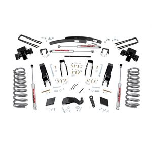 RAM 2500 94-02 5'' SUSPENSIONS LIFT KIT