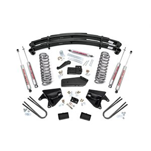 FORD F150 80-96 6'' SUSPENSION LIFT SYSTEM