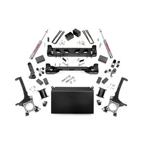 TOYOTA TUNDRA 16-17 4''  SUSPENSION LIFT KIT