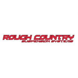 ROUGH COUNTRY SHOCK DECAL