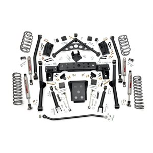 JEEP GRAND CHEROKEE 99-04 4'' LONG ARM SUSPENSIONIFT KIT