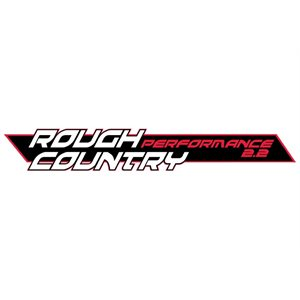 ROUGH COUNTRY 2.2 SHOCK DECAL