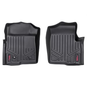 HEAVY DUTY FLOOR MATS [FRONT] - (09-10 FORD F-150 ALL CABS)