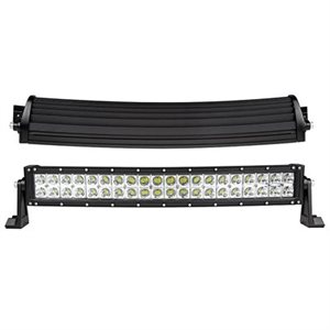 "KING ROCK LED BAR 20"" CURVE"