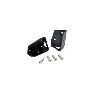 JEEP LOWER WINDSHIELD LIGHT MOUNTS (97-06 TJ WRANGLER)