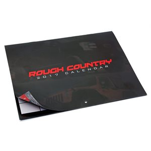 ROUGH COUNTRY 2017 WALL CALENDAR