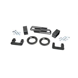 "GM 1500 2016-18 2.5"" / 1"" LEVELING LIFT KIT W /  STAMPED CONTROL ARMS"