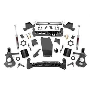"GM 1500 2018 PU 4WD 7"" SUSPENSION LIFT KIT"