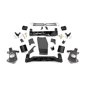 "GM 1500 DENALI 14-17 W /  MAGNERIDE 5"" LIFT KIT W / ALUM. OR STAMPED STEEL CONTROL ARMS"