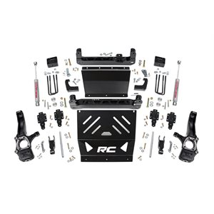 GM COLORADO / CANYON 15-18 4'' SUSPENSION LIFT KIT