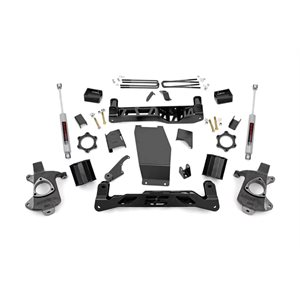 "GM 1500 14-18 5"" LIFT KIT W / STEEL CONT ARMS / N2.0"