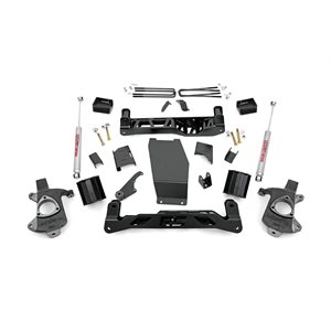 "GM 1500 14-17 5"" LIFT KIT W / STEEL CONT ARMS / PERF2.2"