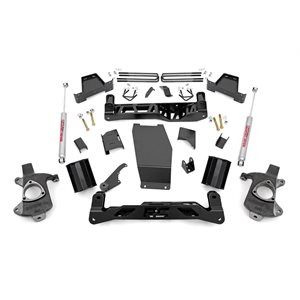 "GM 1500 14-17 7.5"" LIFT KIT W / STAMPED CONT ARMS / N2.0"