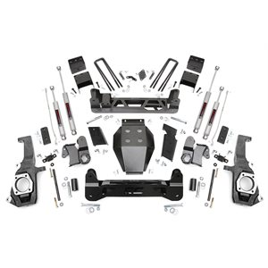 GM 2500 / 3500 11-18 7.5'' NTD SUSPENSION LIFT KIT