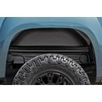 CHEVROLET 1500 07-13 REAR WHEEL WELL LINERS