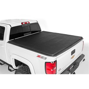 "DODGE RAM 1500 02-08 SOFT TRI-FOLD BED COVER (6'5"" BED)"