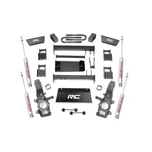 "FORD F150 97-03 4"" SUSPENSION LIFT KIT"