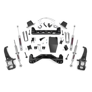 FORD F150 04-08 6'' SUSPENSION LIFT KIT w /  N3 Struts