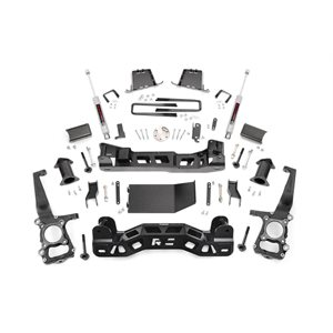FORD F150 11-13 6'' SUSPENSION LIFT KIT