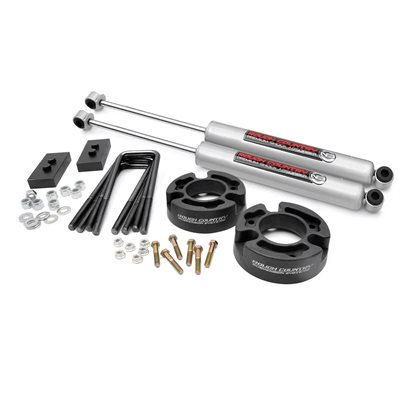 FORD F150 04-08 2.5IN LEVELING LIFT KIT