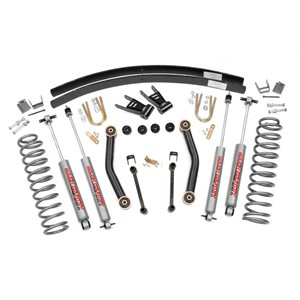 "JEEP XJ 84-01 4.5"" SUSPENSION LIFT KIT"
