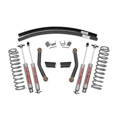 nissan frontier lifted with Jeep Xj 84 01 3 Series Ii Suspension Lift Kit W Premium N2 0 Ra1670xn2 on 2001 Jeep Grand Cherokee Seating Diagram in addition 2007 Chevy Trailblazer Engine besides 592500026 also Jeep Xj 84 01 3 Series Ii Suspension Lift Kit W Premium N2 0 Ra1670xn2 furthermore 2007 Nissan Navara Engine Diagram.