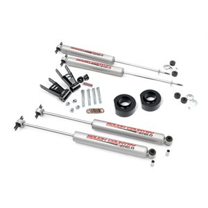 "JEEP XJ 84-01 1.5"" SUSPENSION LIFT KIT"