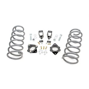 TOYOTA 4RUNNER 03-09 3'' SUSPENSION LIFT KIT W / X-REAS
