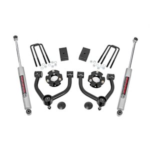 "NISSAN TITAN XD 16-18 3"" LIFT KIT W /  N3 SHOCKS"