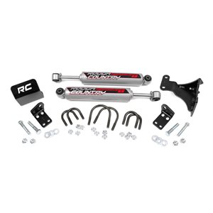JEEP JK 07-16 2.2 DUAL STEERING STABILIZER
