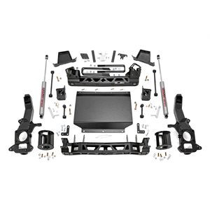 "NISSAN TITAN XD 2016-17 6"" SUSPENSION LIFT KIT"