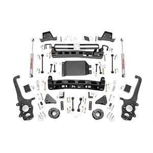 "NISSAN TITAN 2017 6"" SUSPENSION LIFT KIT"