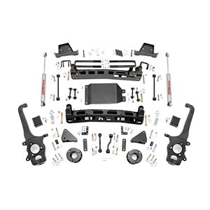 6IN NISSAN SUSPENSION LIFT KIT (2017 TITAN 4WD)