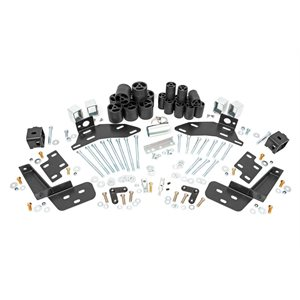 3IN GM BODY LIFT KIT (88-98 SILVERADO / SIERRA 1500  /  2500)